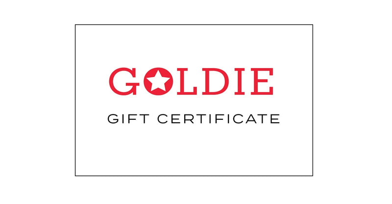 $15 Gift Card - Goldie
