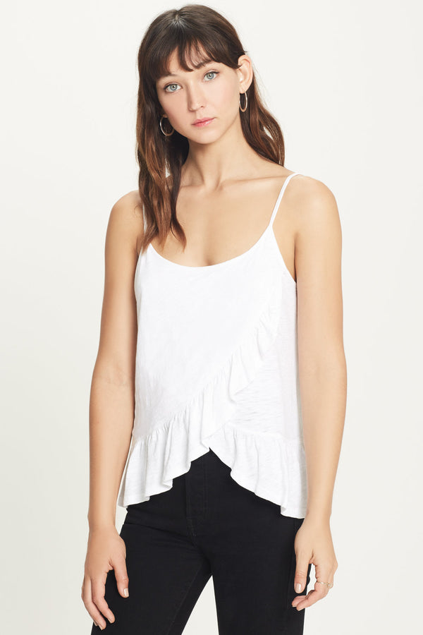 Ruffle Cami - Goldie
