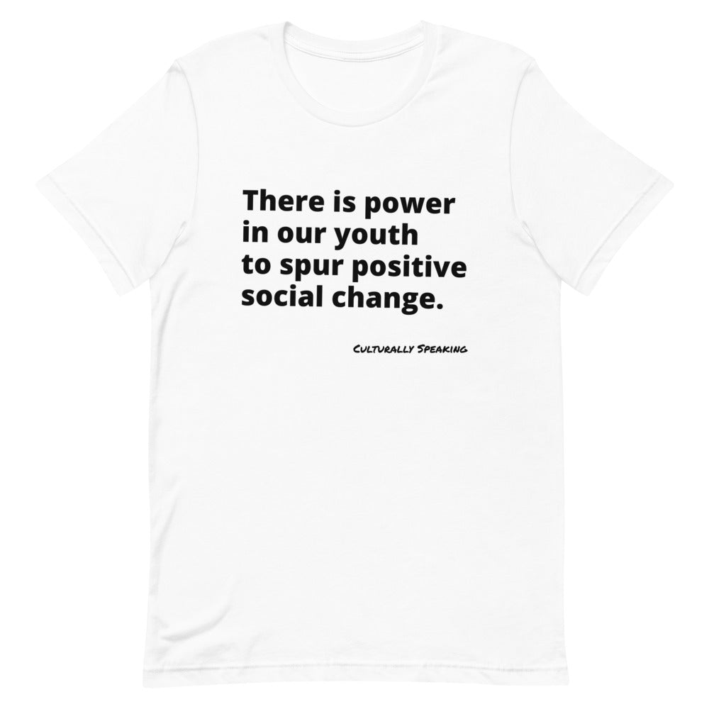 Powerful Youth Tee