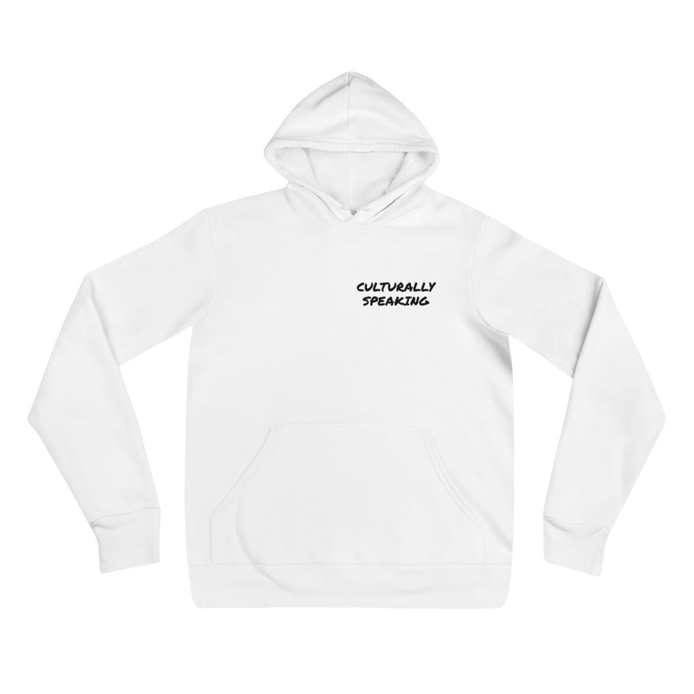 Culturally Speaking Hoodie