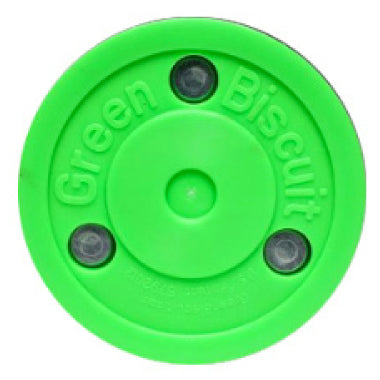 Green Biscuit Teknik Puck