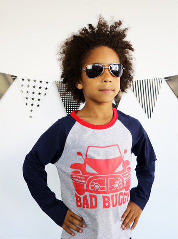 Rock-Star Dude Long Sleeve (Size 5 & 6)