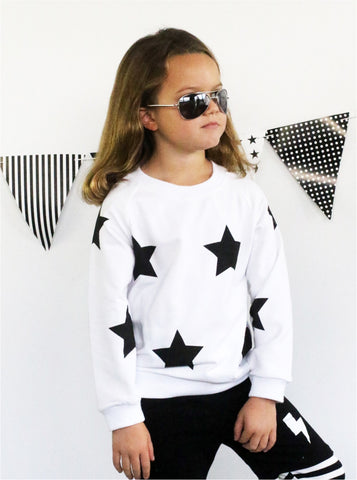 Rock-Star Dude Long Sleeve