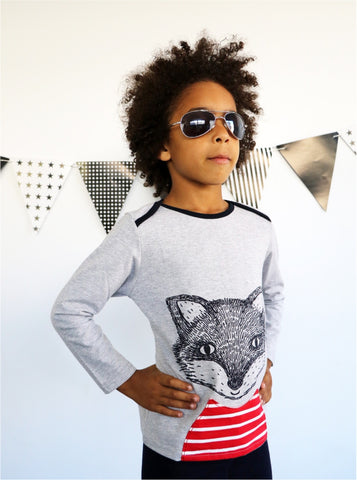 Just Foxy Long Sleeve