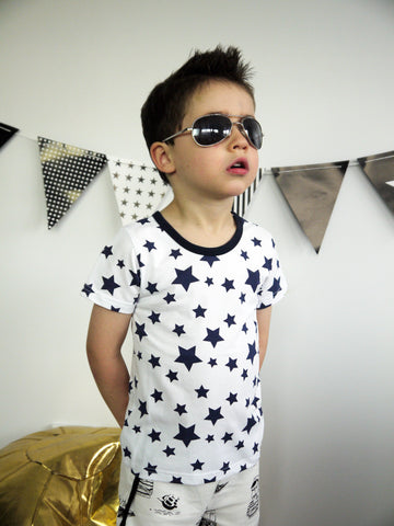 Star Bright Tee (Size 4)