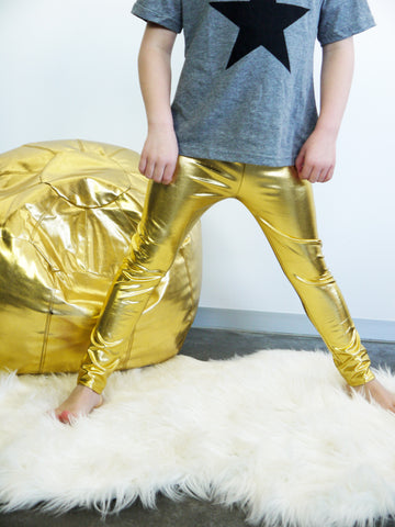 Just GOLD Leggings
