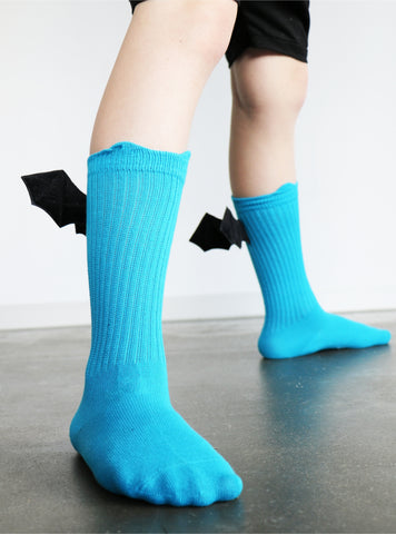 Bat Wing Socks
