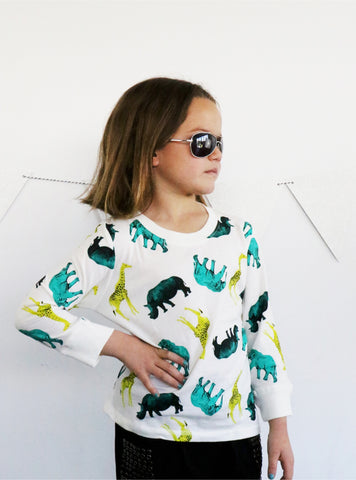 A Safari Long Sleeve
