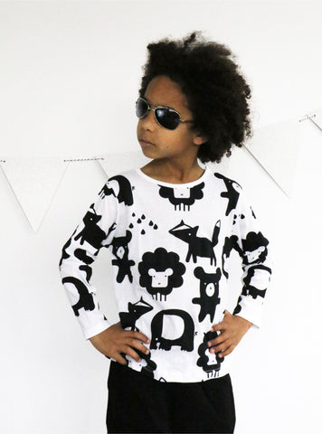 Mono Wonderland Long Sleeve