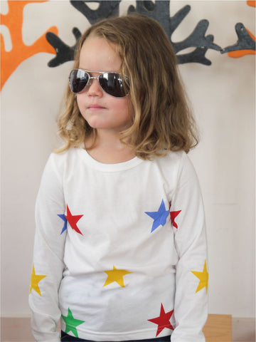 Funky Star Long Sleeve (Szie 3)