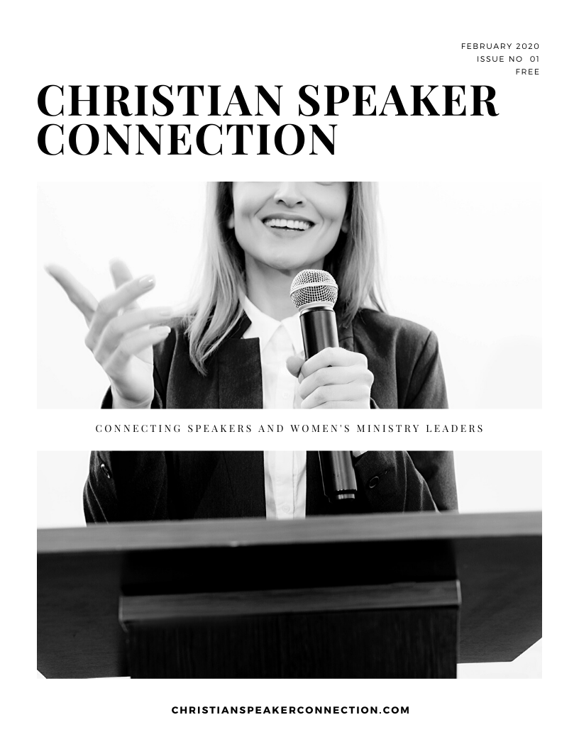 Christian Speaker Connection Guide (eBook)
