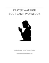 Load image into Gallery viewer, Prayer Warrior Boot Camp for Groups (eBooks)