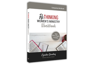 Rethinking Women's Ministry Workbook (Paperback)