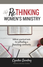 Load image into Gallery viewer, Rethinking Women's Ministry 2-Book Bundle (Paperback)