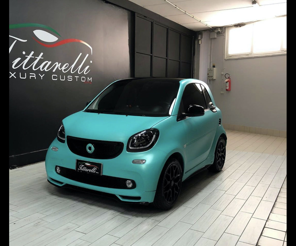 Smart Brabus 453 Matte Tiffany