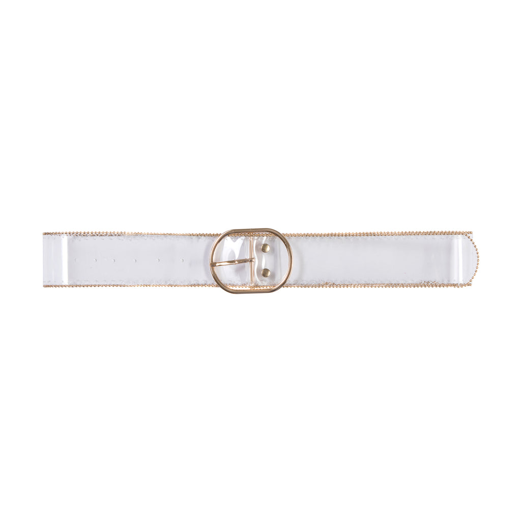 Clear Perspective Belt