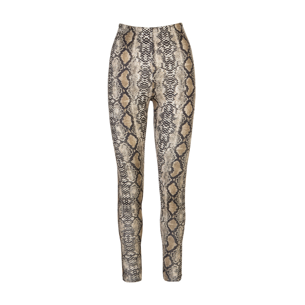 Second Skin Leggings Snakeprint