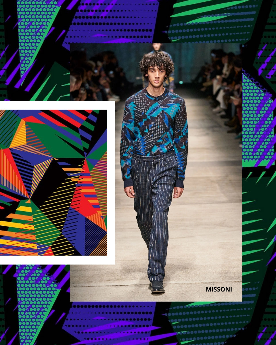 Missoni Geometric Designs