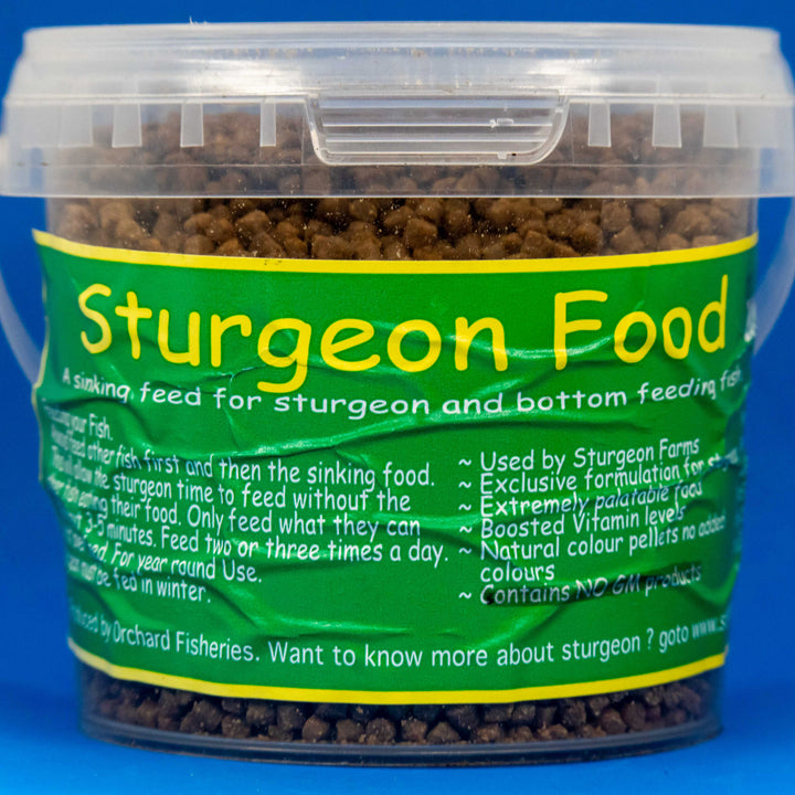 Professional quality Sturgeon Food 3mm Grain