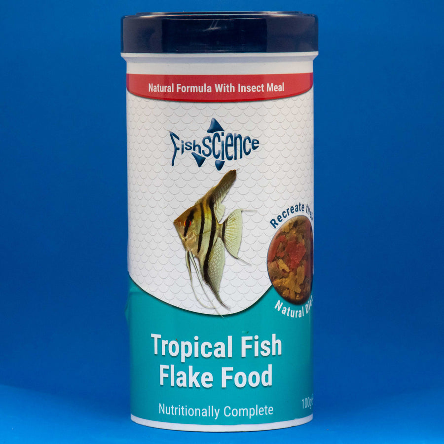 FishScience Tropical Fish Flake Food