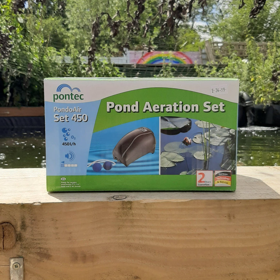 Pontec Pondo Air Set 450