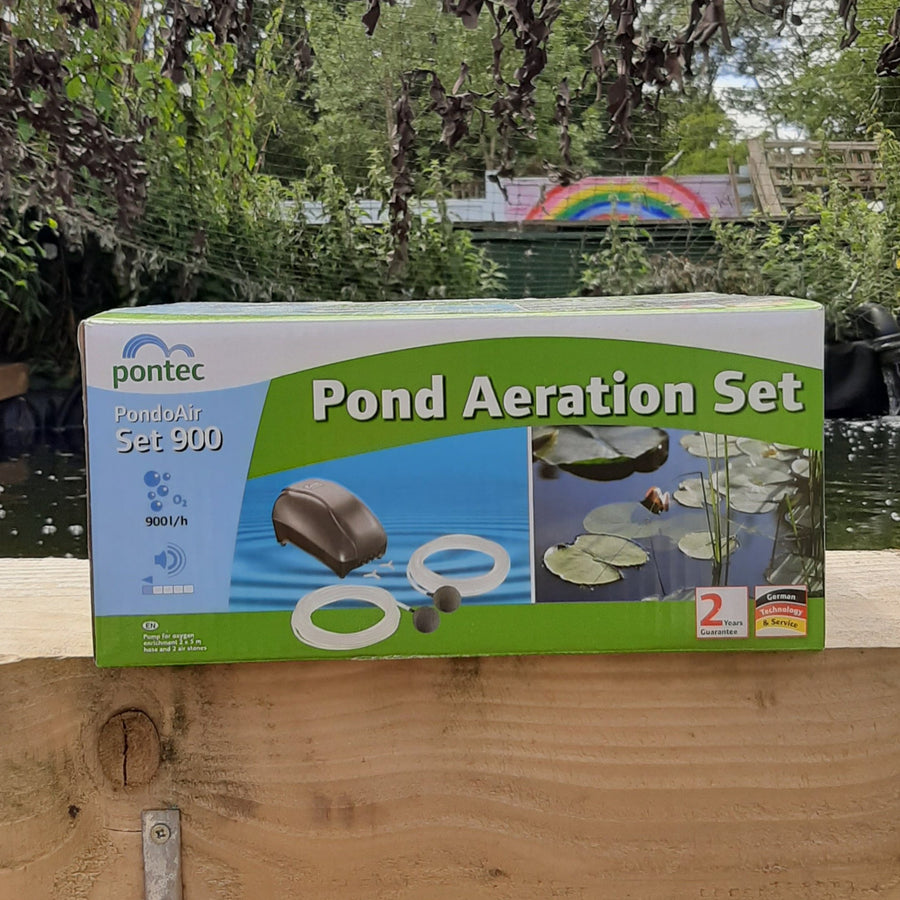 Pontec Pondo Air Set 900