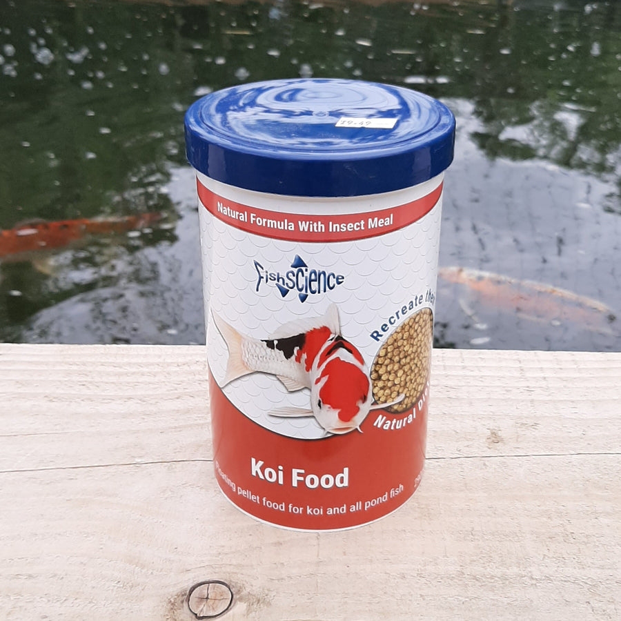 FishScience Koi Food