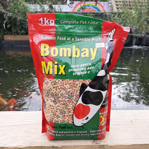 Kockney Koi Bombay Mix