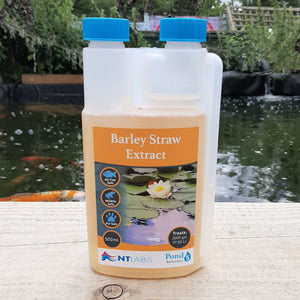NT Labs Barley Straw Extract