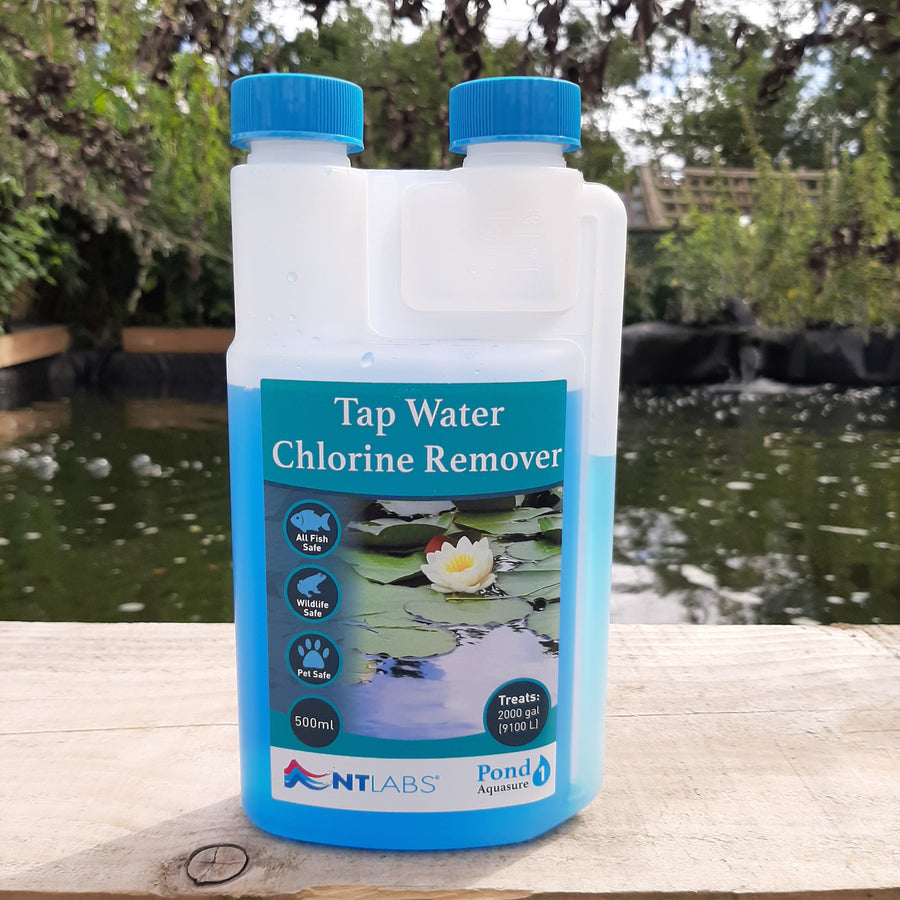 NT Labs Tap Water Chlorine Remover 500ml