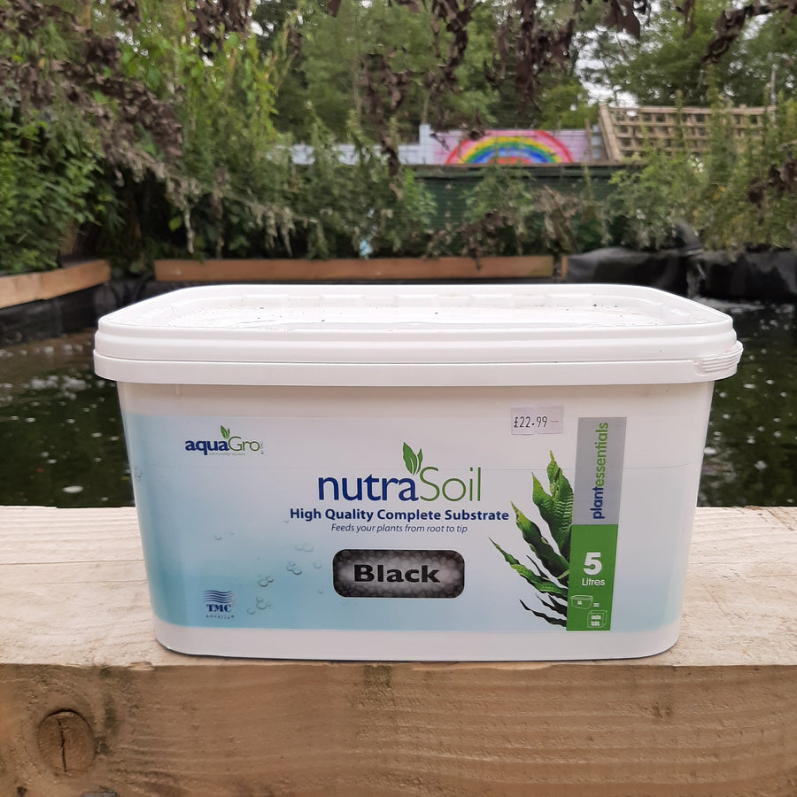 AquaGro Nutrasoil Black