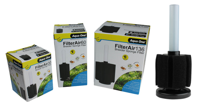 Aqua One Filter Air Breeding Filter
