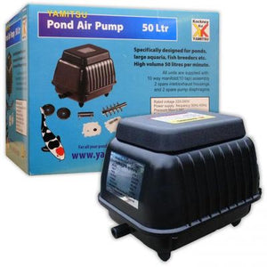 Kockney Koi Yamitsu Pond Air Pump- 50L