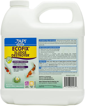 API Pond Ecofix Sludge Destroyer