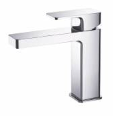 JI8067001  -  FAUCET Single Lever Mono Basin Polished Chrome