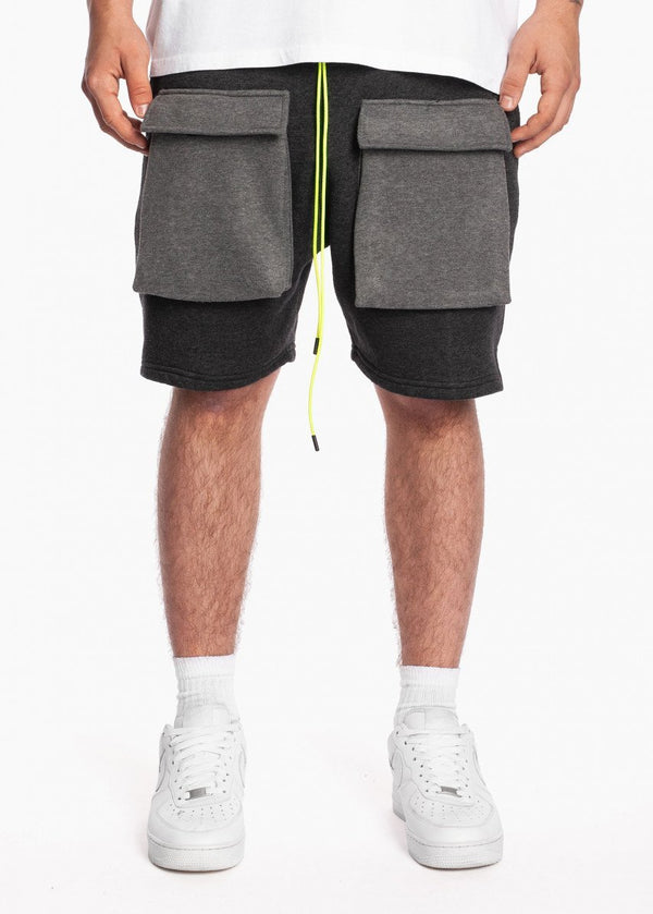 Tactical Shorts Dark Grey