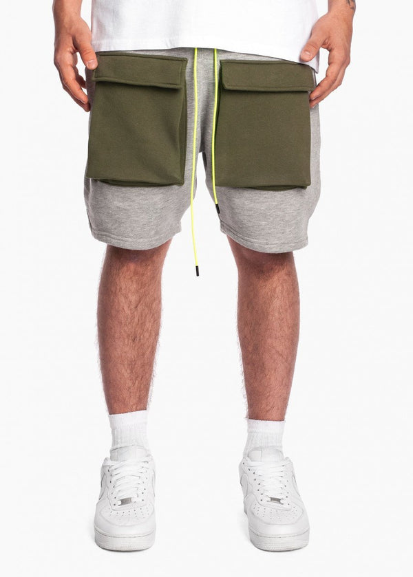 Tactical Shorts Grey