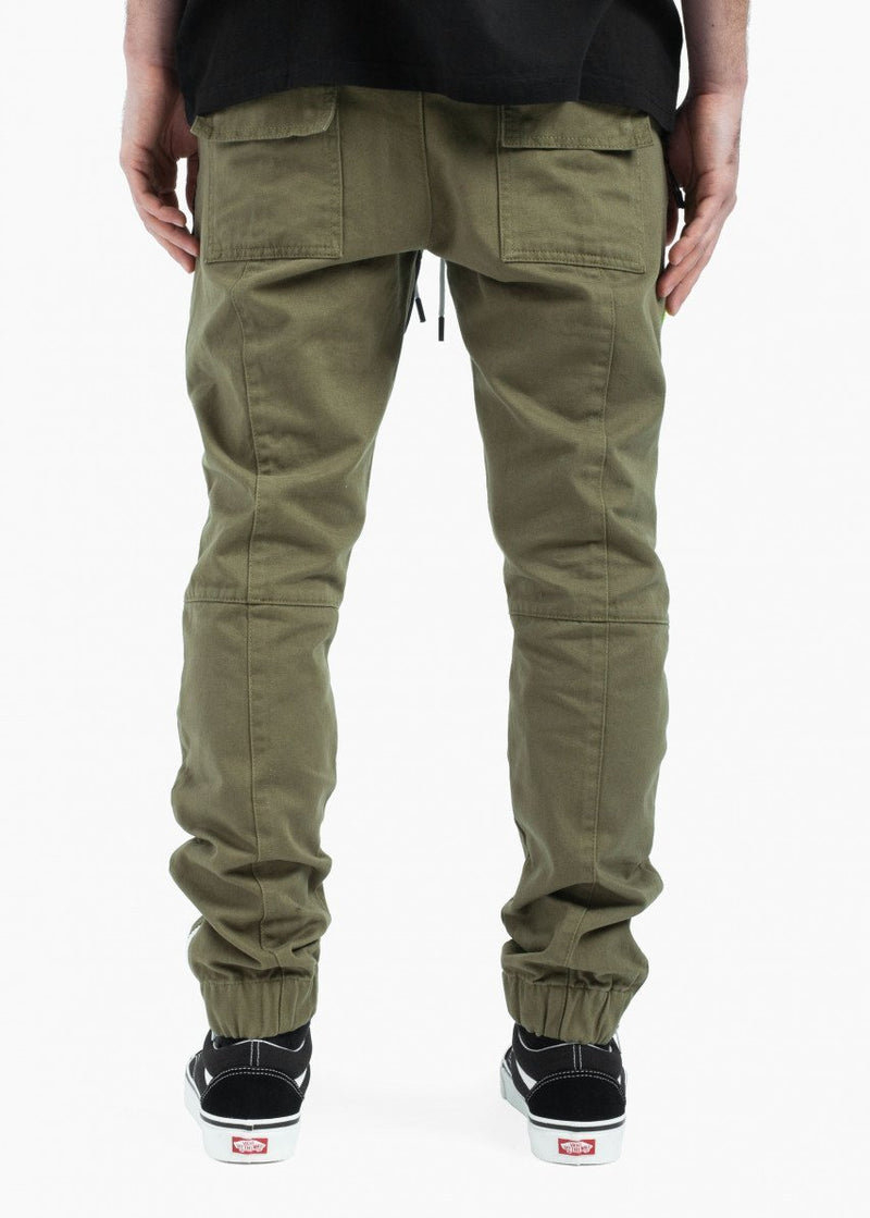 Tactical Track Jogger Olive