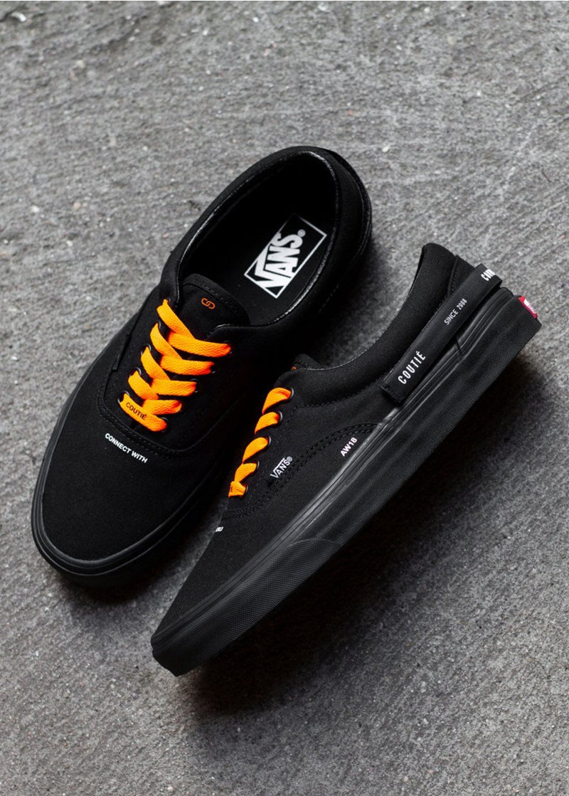 "Vans Era ""Connect with the World"" Custom"