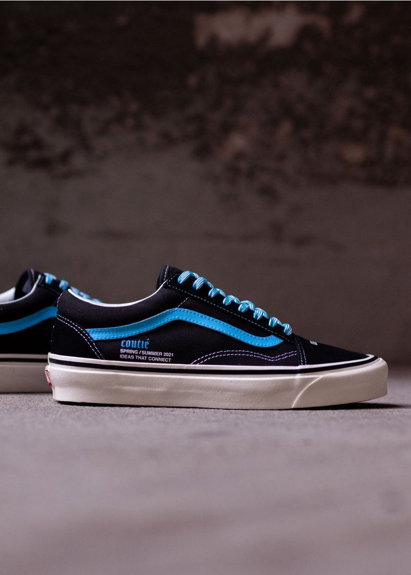 "Vans Old Skool ""Old C Logo #4"" Custom"