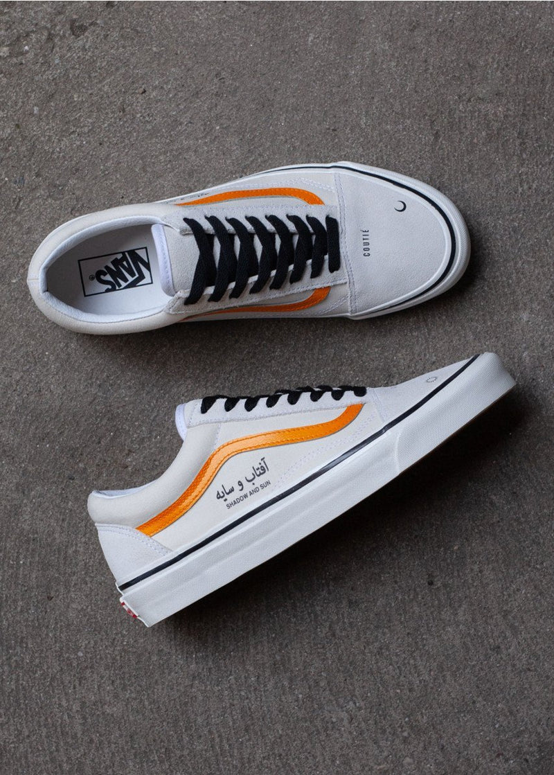 "Vans Old Skool ""Shadow and Sun"" Custom"