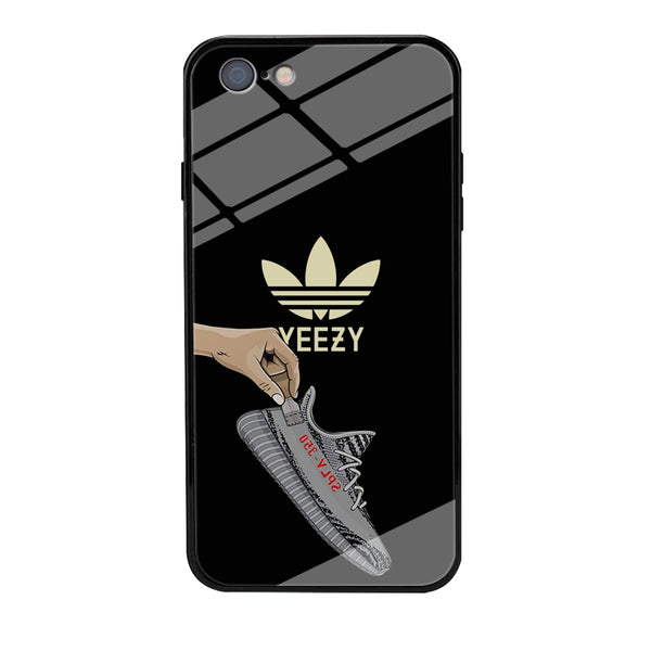 Adidas Yeezy Grey Shoes iPhone XR Case