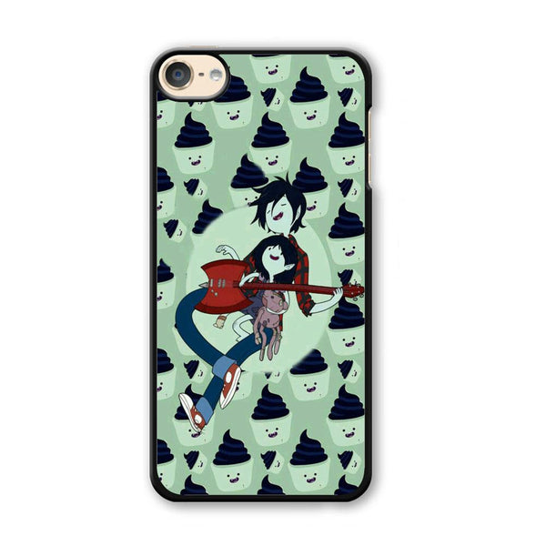 Adventure Time Marshall Lee Playing Guitar iPod Touch 6 Case