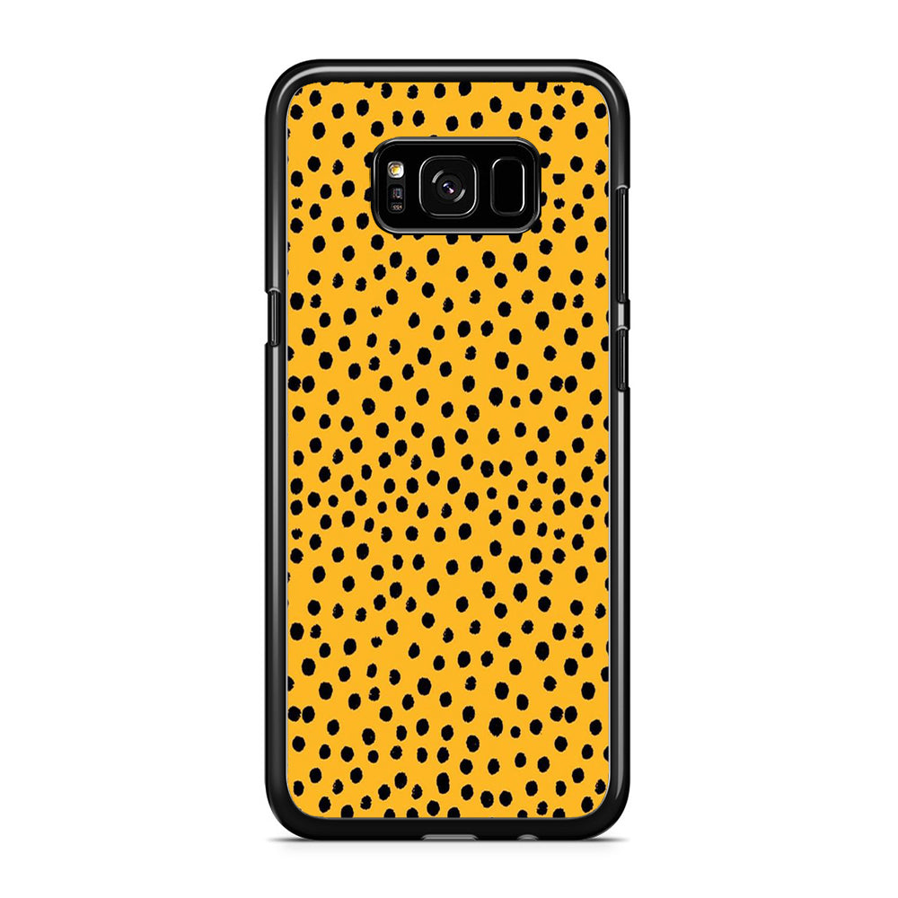 Animal Skin Cetah Samsung Galaxy S8 Plus Case