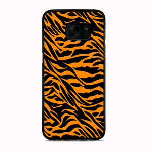 Animal Skin Tiger Samsung Galaxy S7 Edge Case
