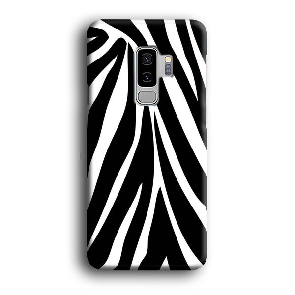 Animal Skin Zebra Samsung Galaxy S9 Plus Case