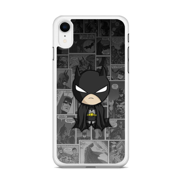 Batman Comic Wallpapers iPhone XR Case