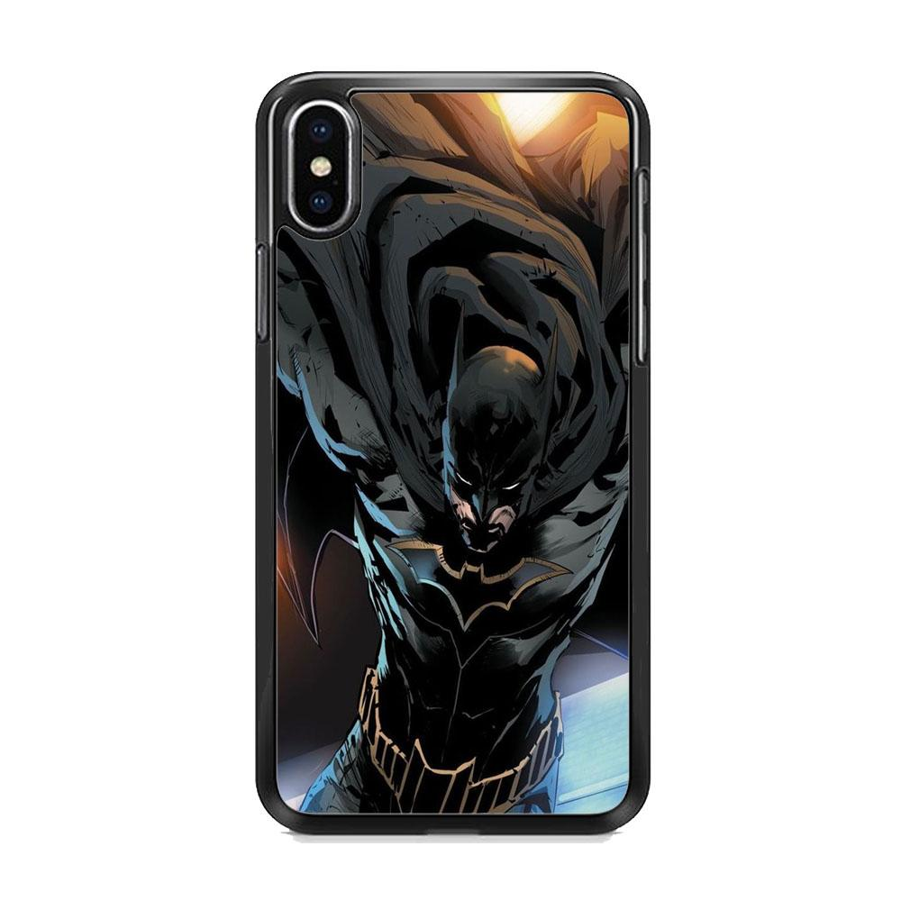 Batman Flying Cloak iPhone XS MAX Case