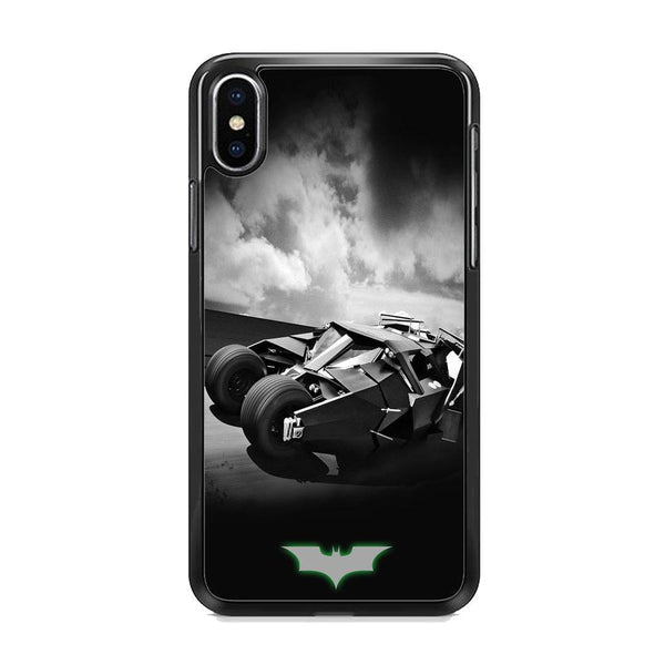 Batman Logo Vehicle Car iPhone XS MAX Case