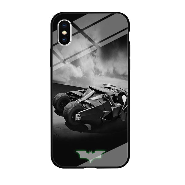 Batman Logo Vehicle Car iPhone XS Case